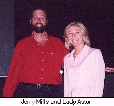 Jerry Mills & Lady Astor